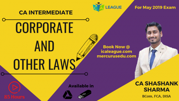 Corporate and Other Laws - CA Inter